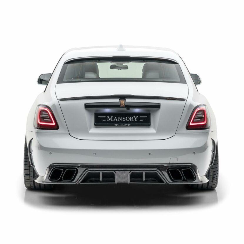Mansory Rolls Royce Ghost 2 830x830