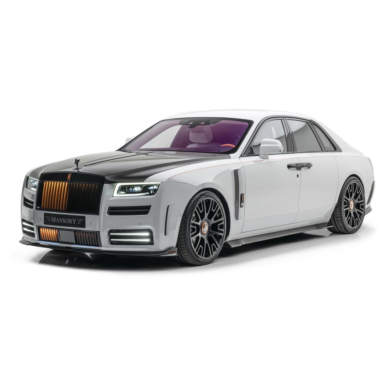 Mansory Rolls Royce Ghost 7