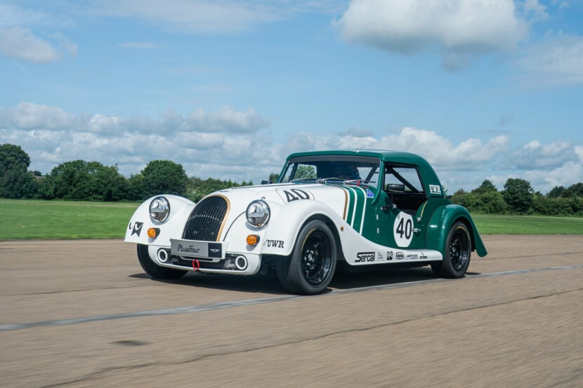 Morgan Plus Four Race Car 1 830x553