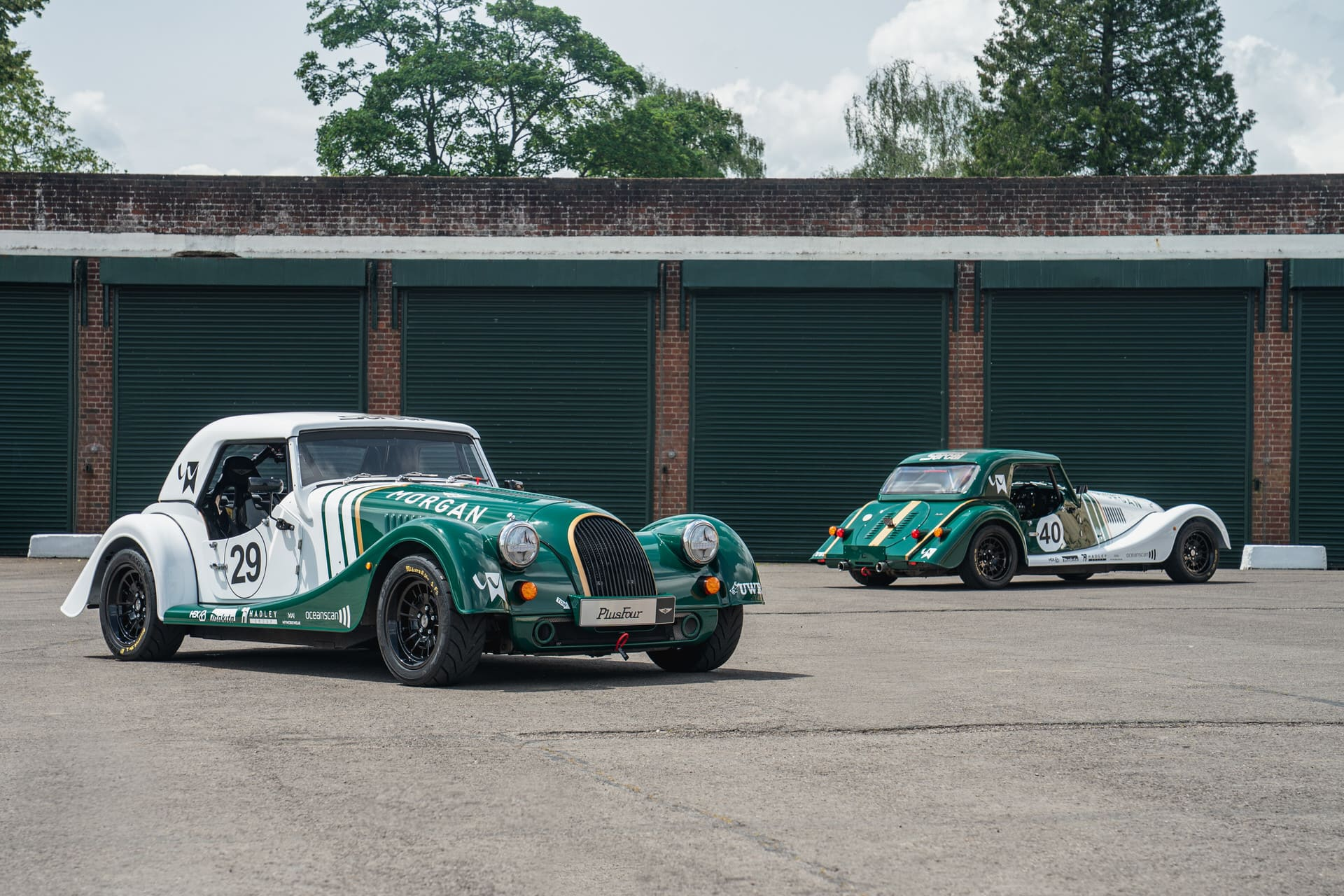 Morgan Plus Four Race Car 2