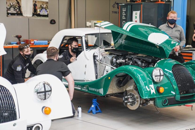 Morgan Plus Four Race Car 3