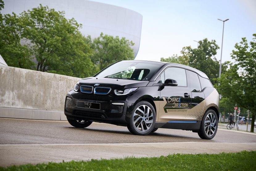 First BMW models with Bidirectional Charging delivered in Munich