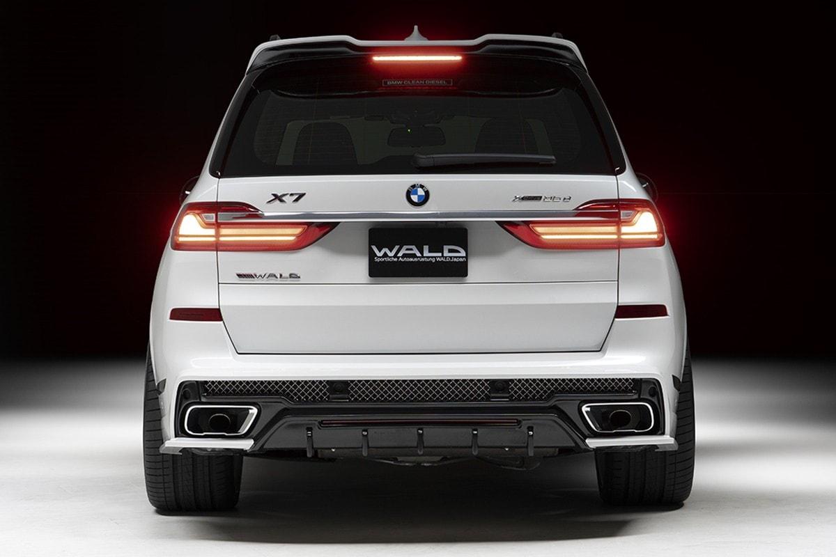 Wald BMW X7 12