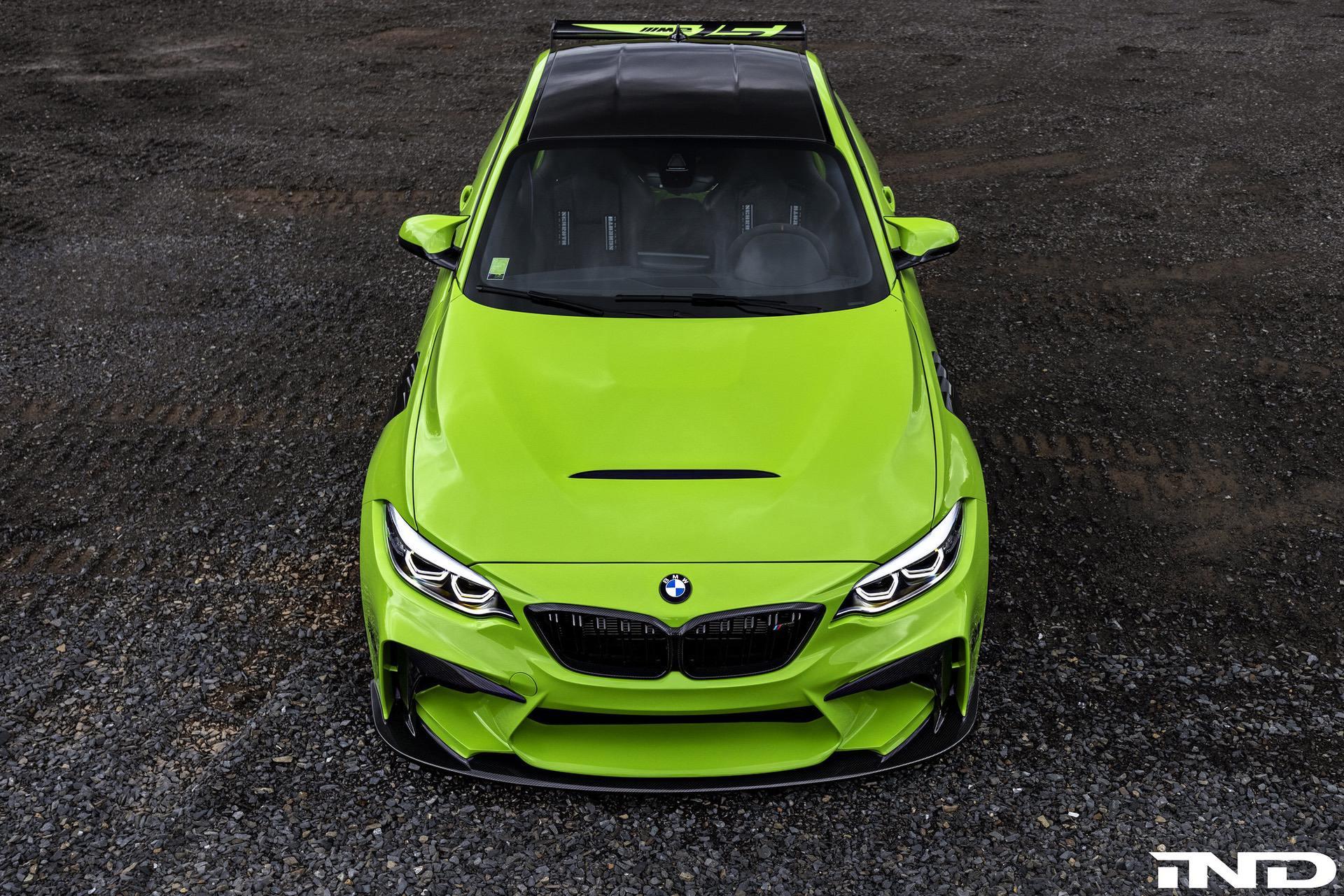 bmw m2 ind 3d design green 01