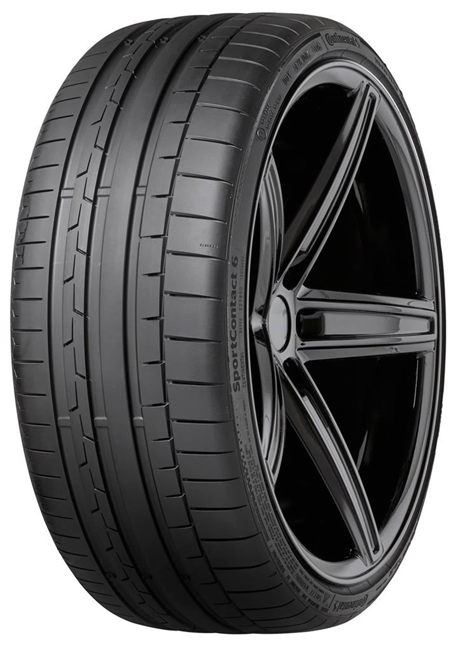 BMW M4 G82 to also get factory-fitted with Continental SportContact 6 tires