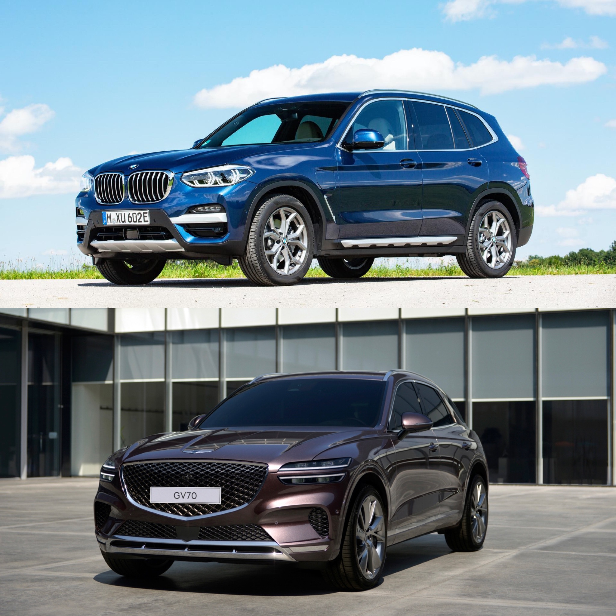 2021 BMW X3 vs. Genesis GV70 – Which One To Buy?