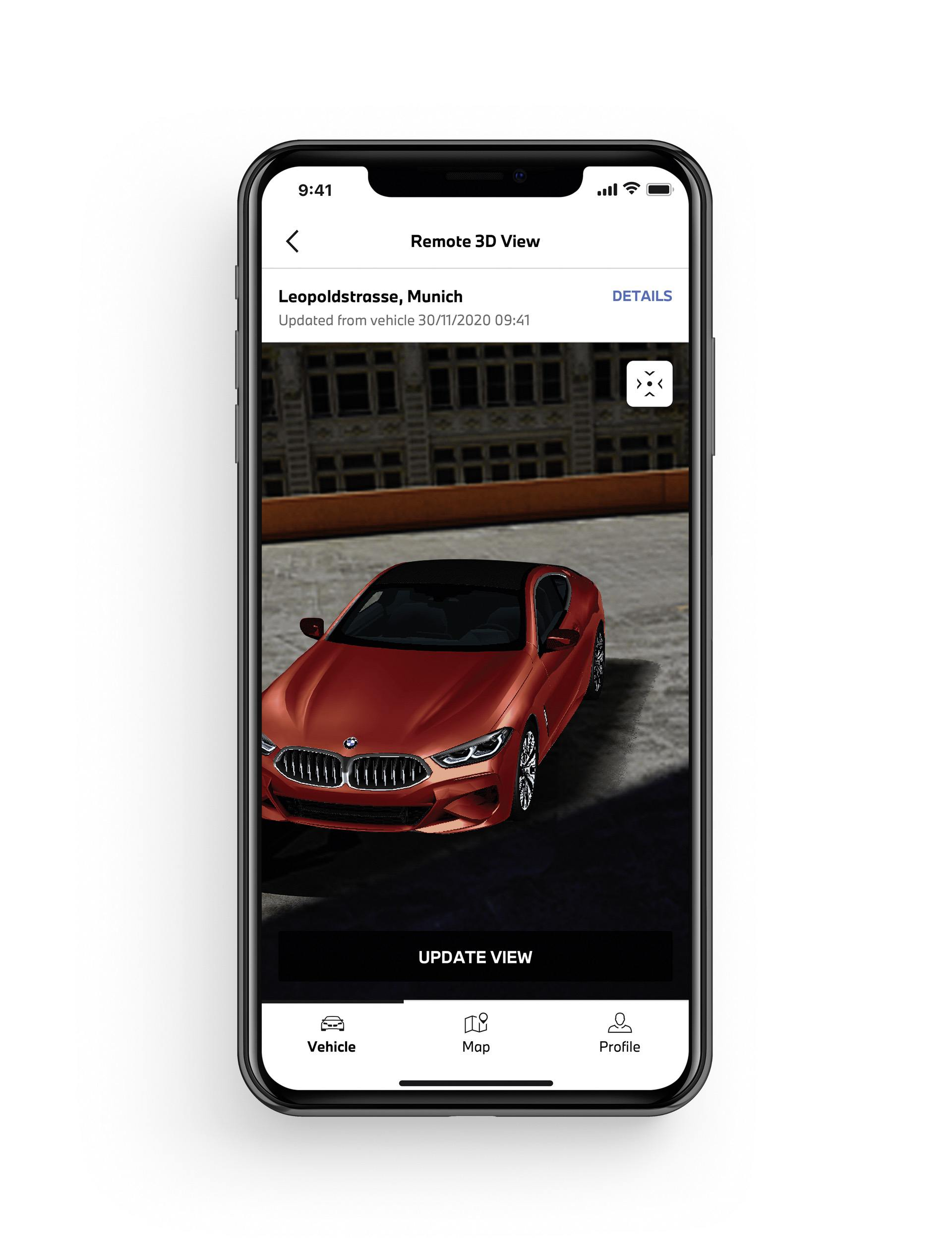 my bmw app features 03