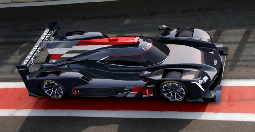 2017 Cadillac DPi VR RaceCar 001 830x428