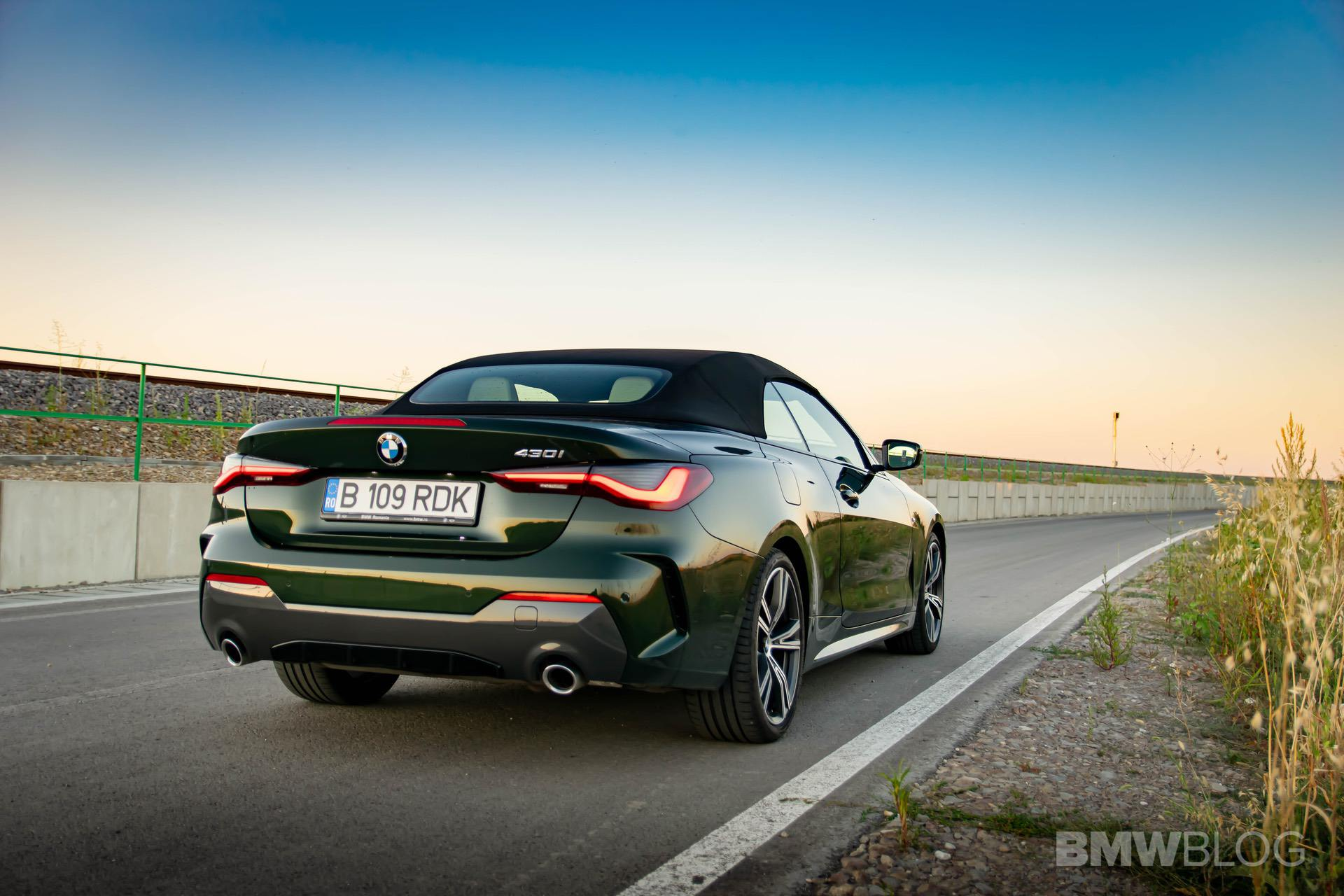 TEST DRIVE: 2021 BMW 4 Series Convertible – Looking Past The Kidney Grille