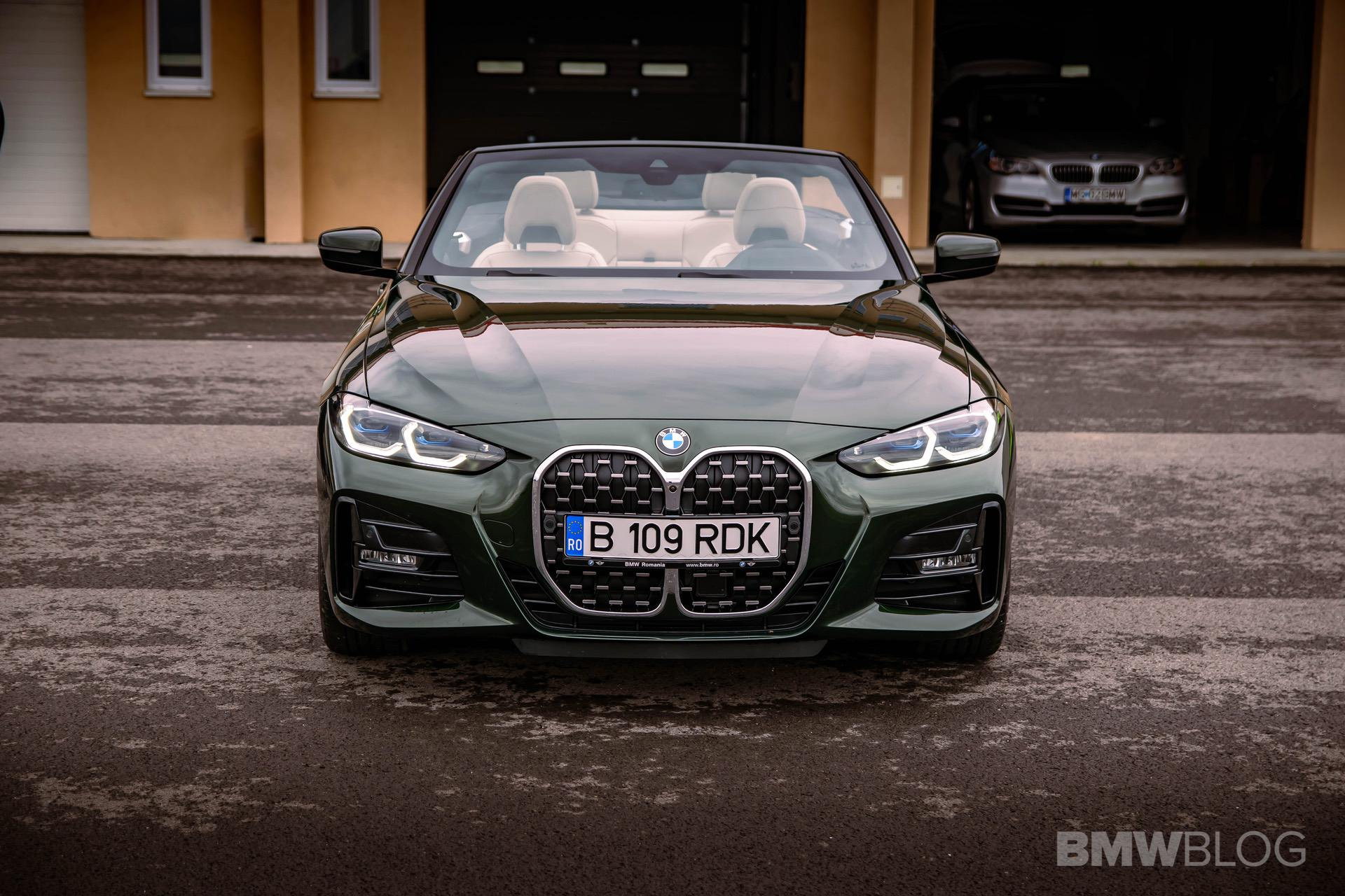2021 bmw 4 Series Convertible review 16
