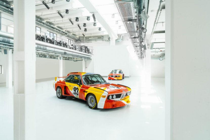 Alexander Calder Art Car BMW 3.0 CSL 47 of 55 830x553
