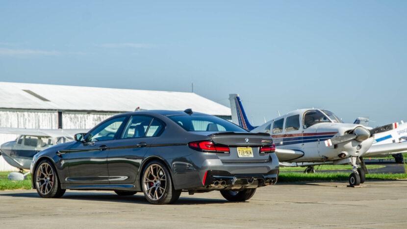 BMW M5 CS Test Drive 11 of 40 830x467