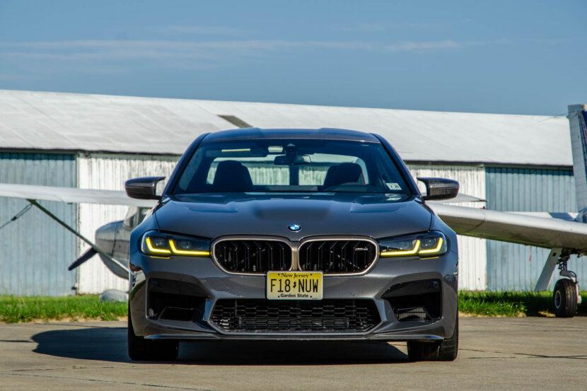 BMW M5 CS Test Drive 2 of 40 830x553