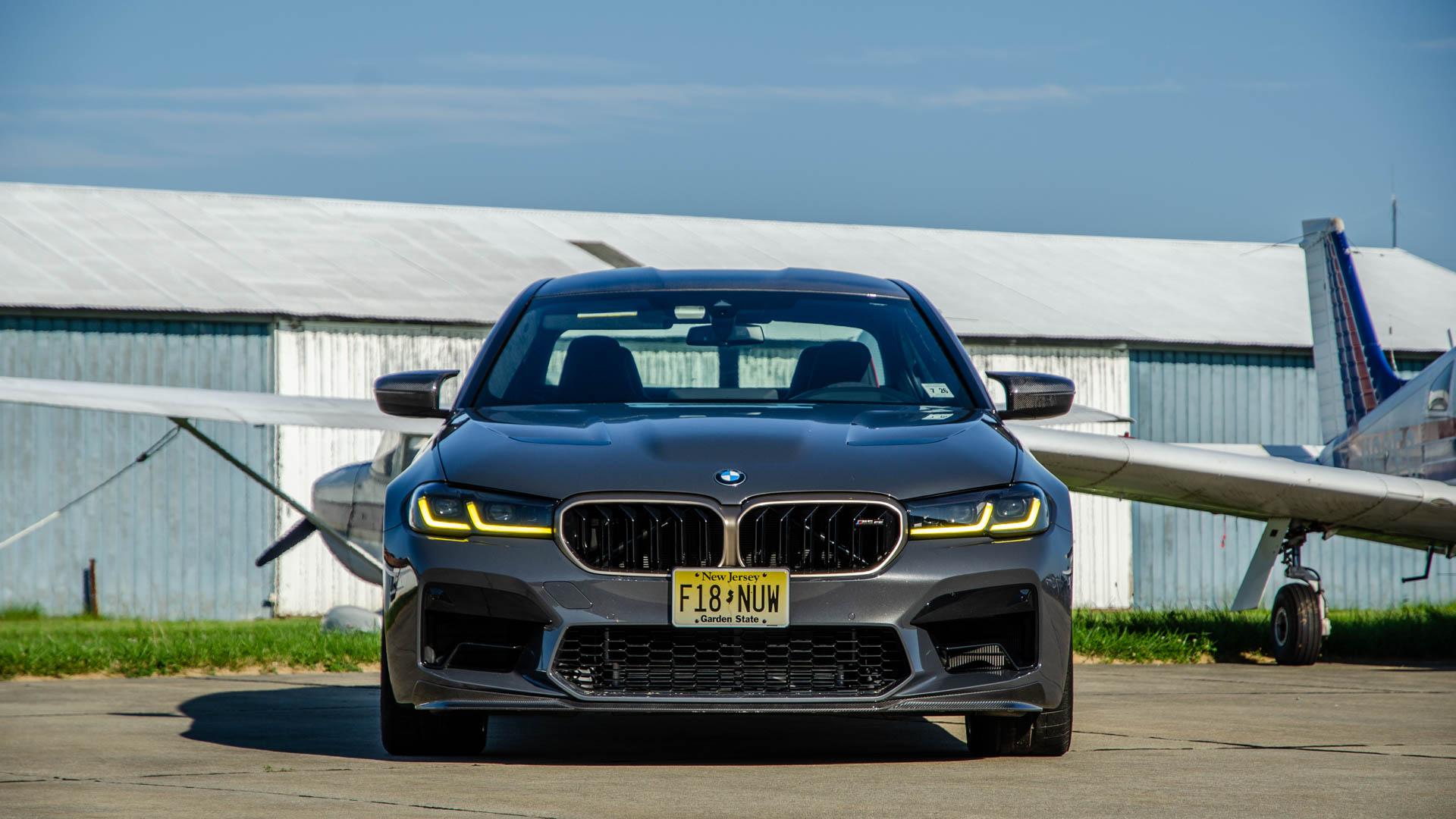 BMW M5 CS Test Drive 2 of 40