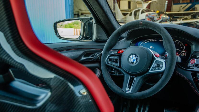 BMW M5 CS Test Drive 27 of 40 830x467