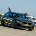 BMW M5 CS Test Drive 5 of 40 120x120