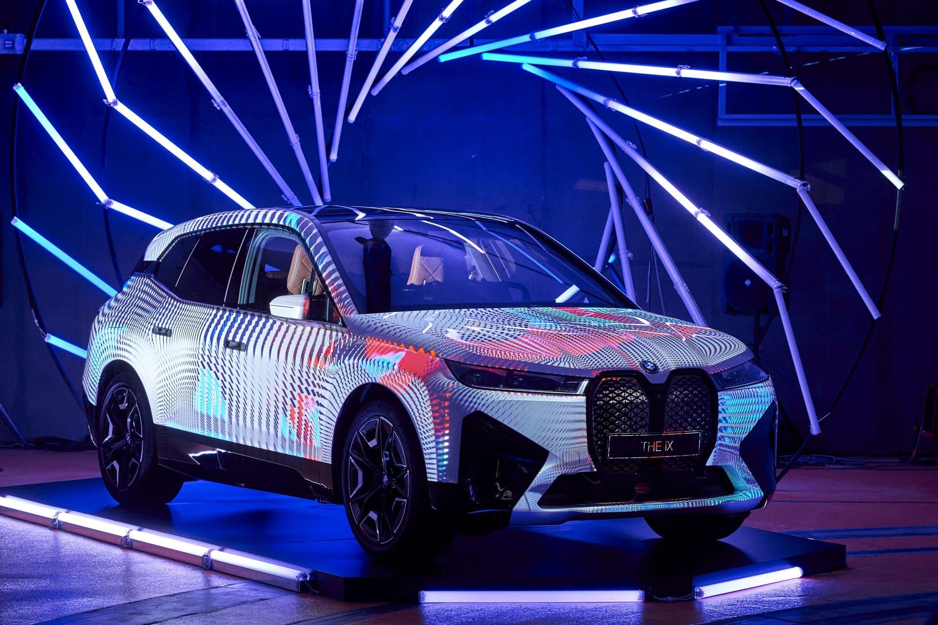 BMW iX Launch Romania 61