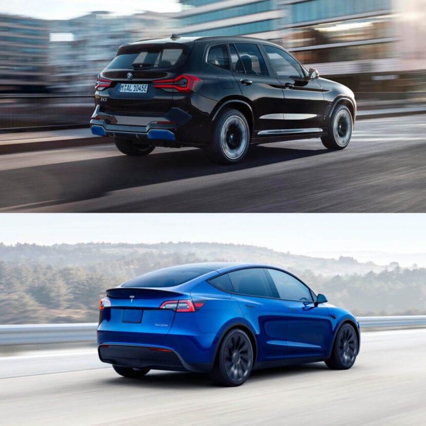 BMW iX3 LCI vs Tesla Model Y 2 of 4 830x830