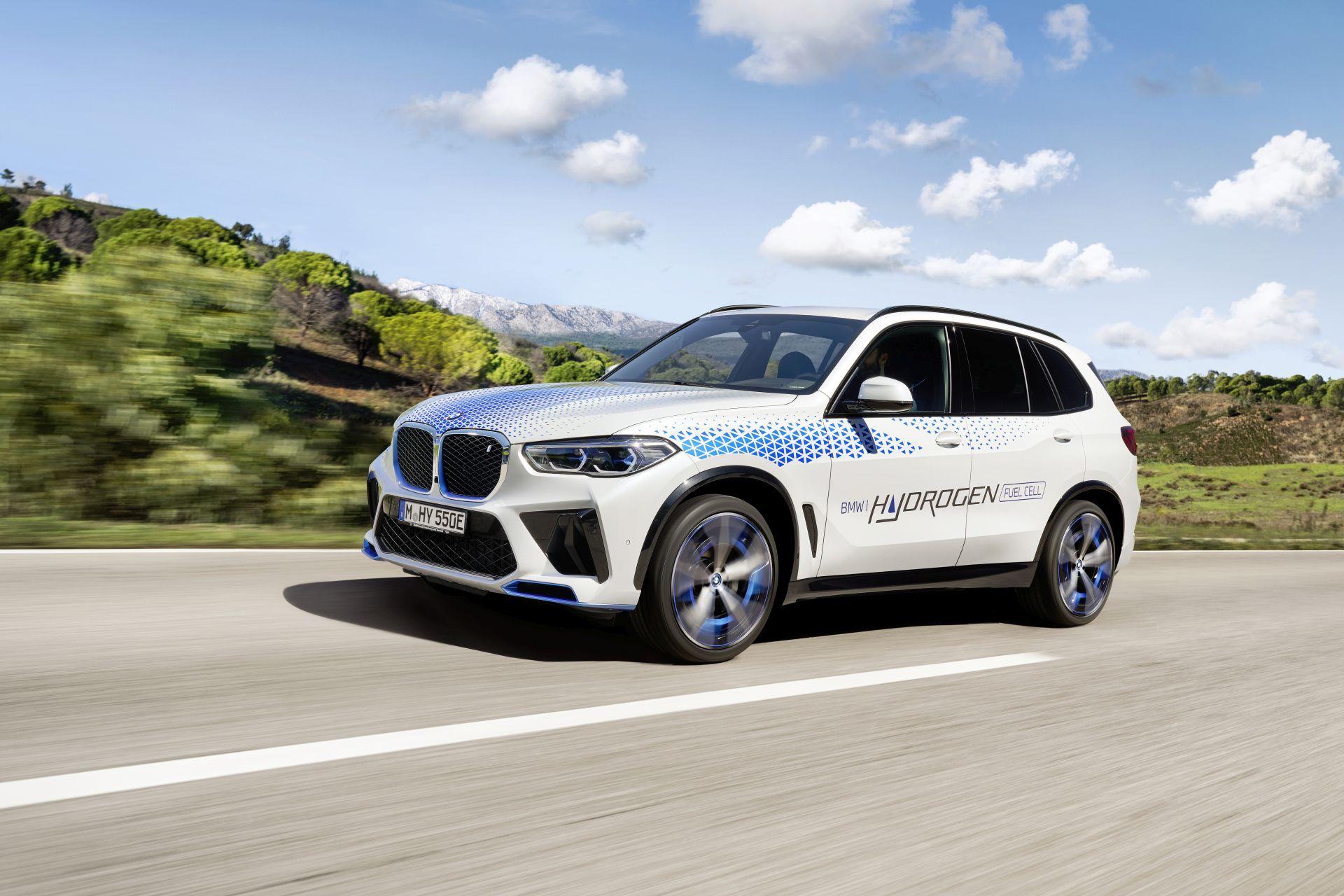BMW iX5 Hydrogen 89