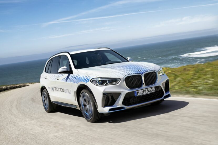 BMW iX5 Hydrogen 91 830x553