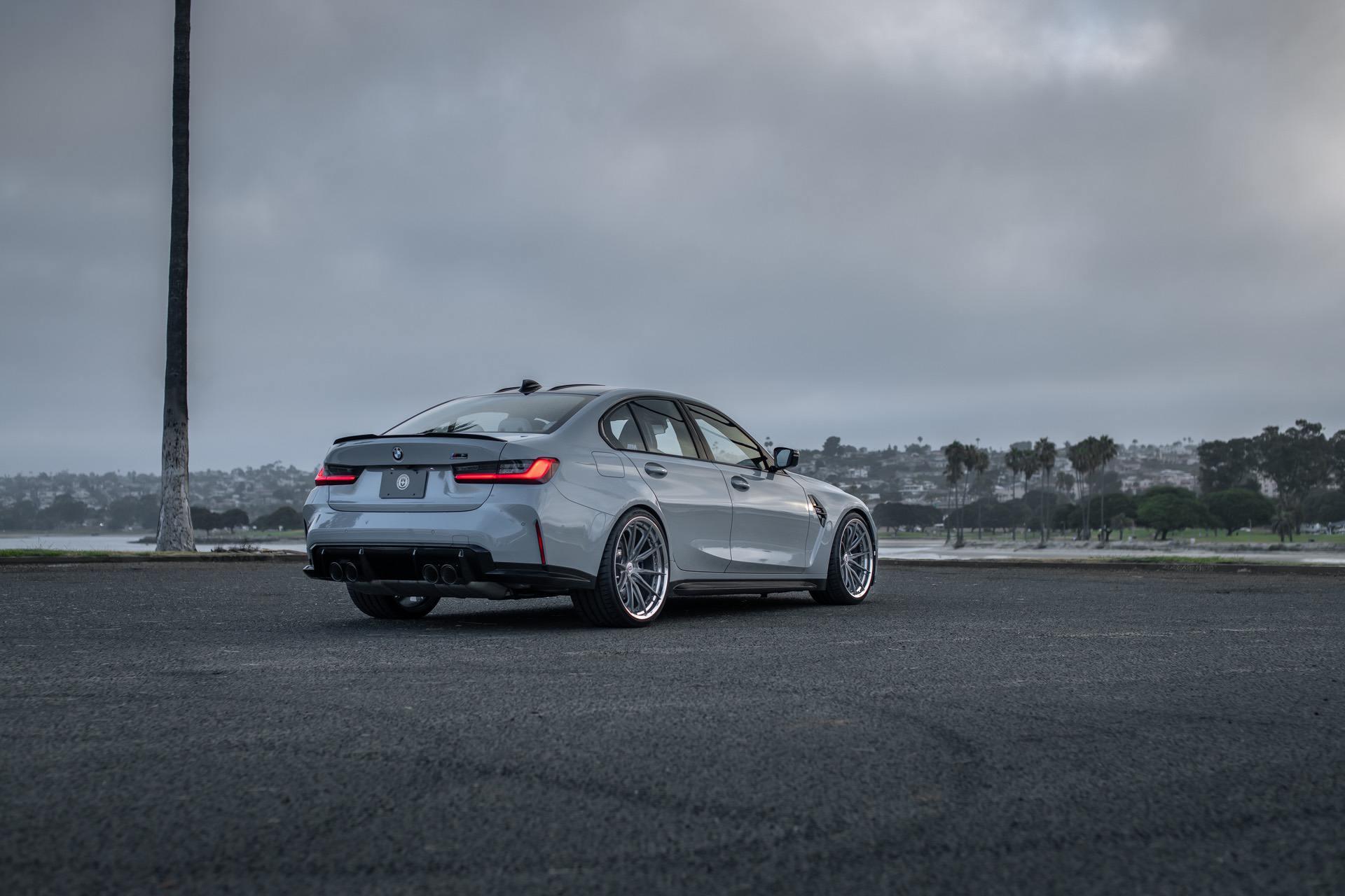 BMW M3 G80 HRE WHEELS 00