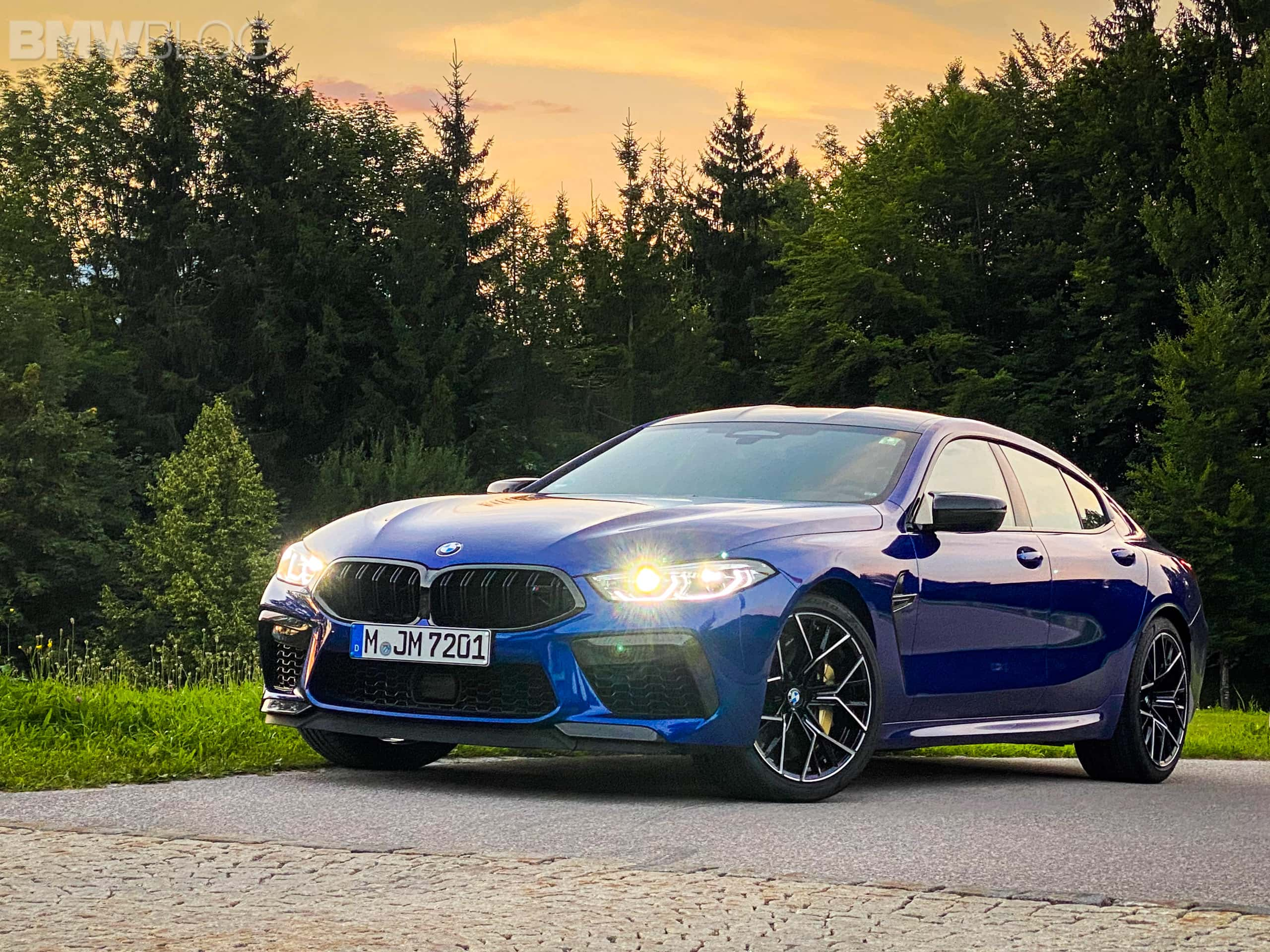 TEST DRIVE: 2022 BMW M8 Competition Gran Coupe – Power, Poise and Beauty