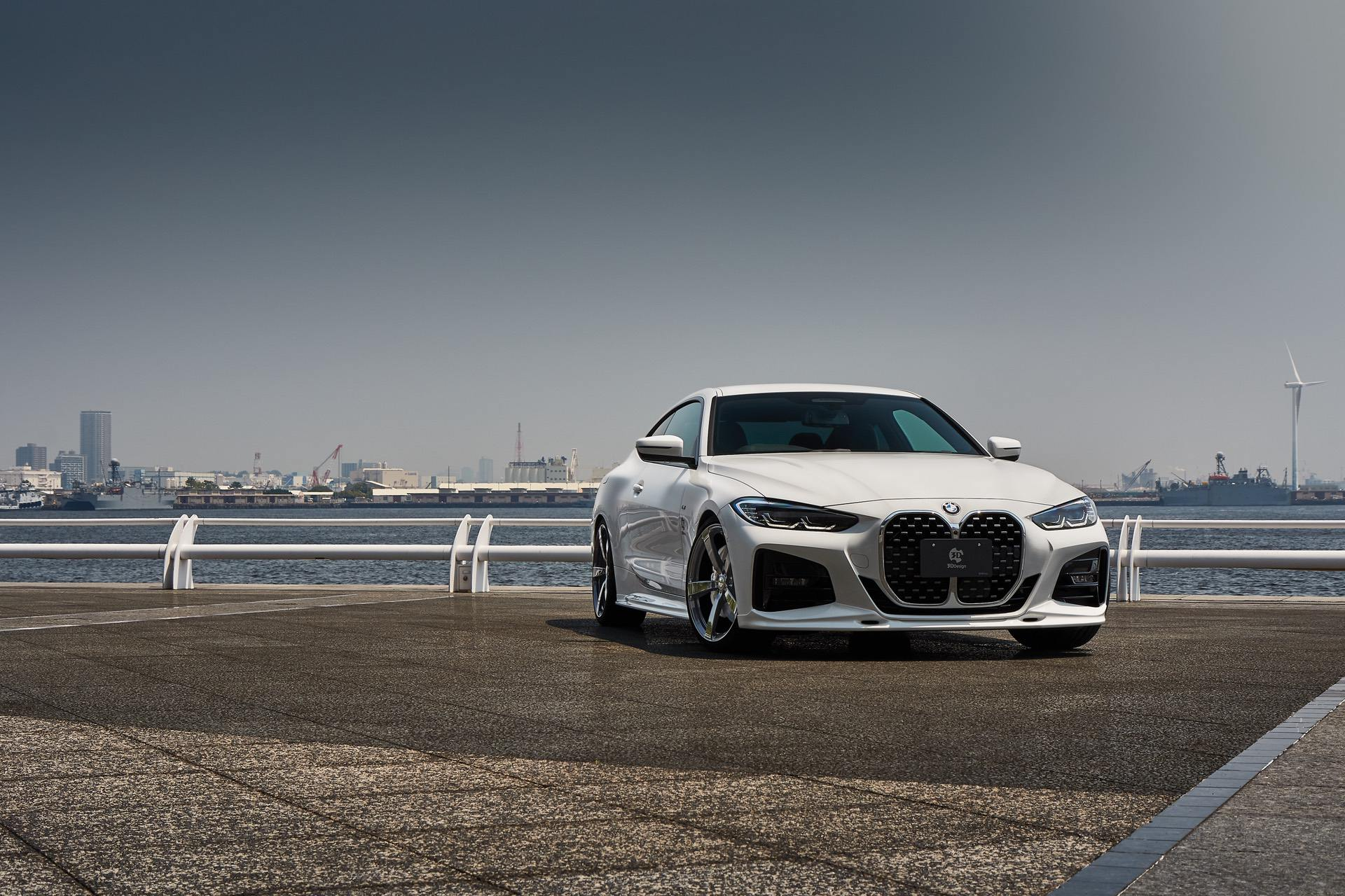 BMW 4 Series Coupe: 3D Design Japan launches new tuning program