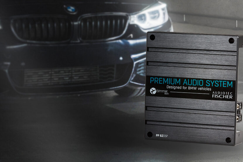 BLOG How to personalize your BMW sound system without copy 830x553
