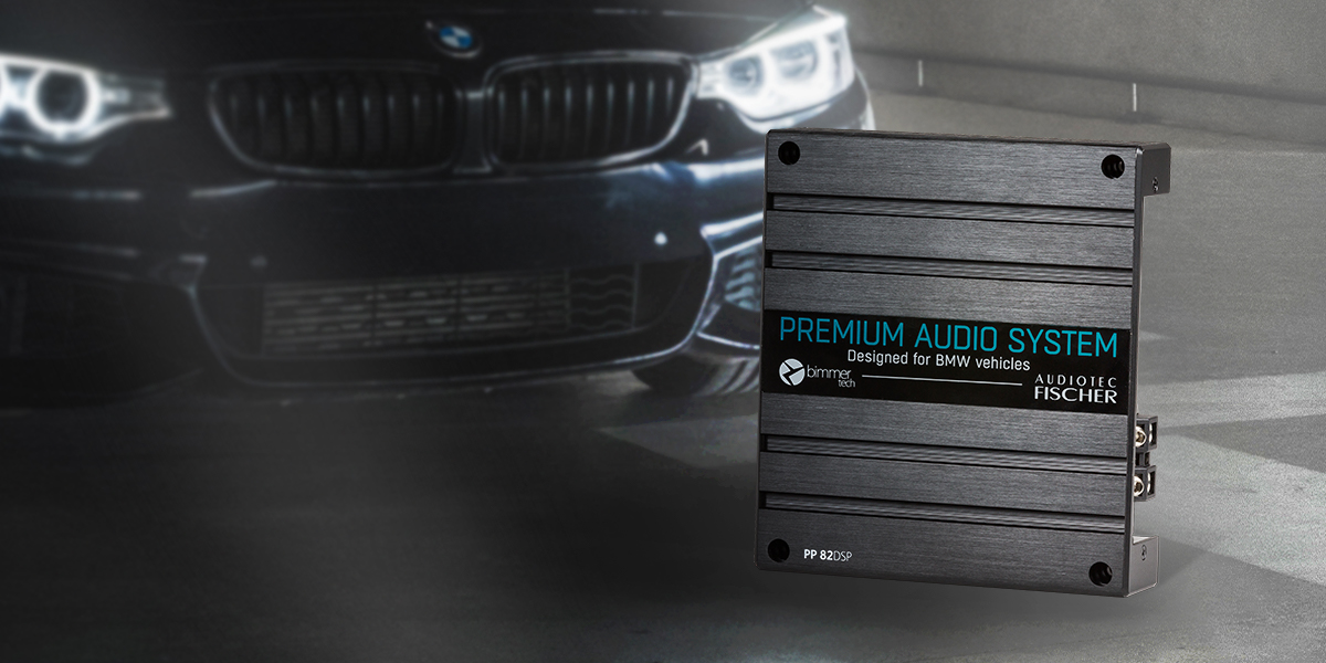 BLOG How to personalize your BMW sound system without copy