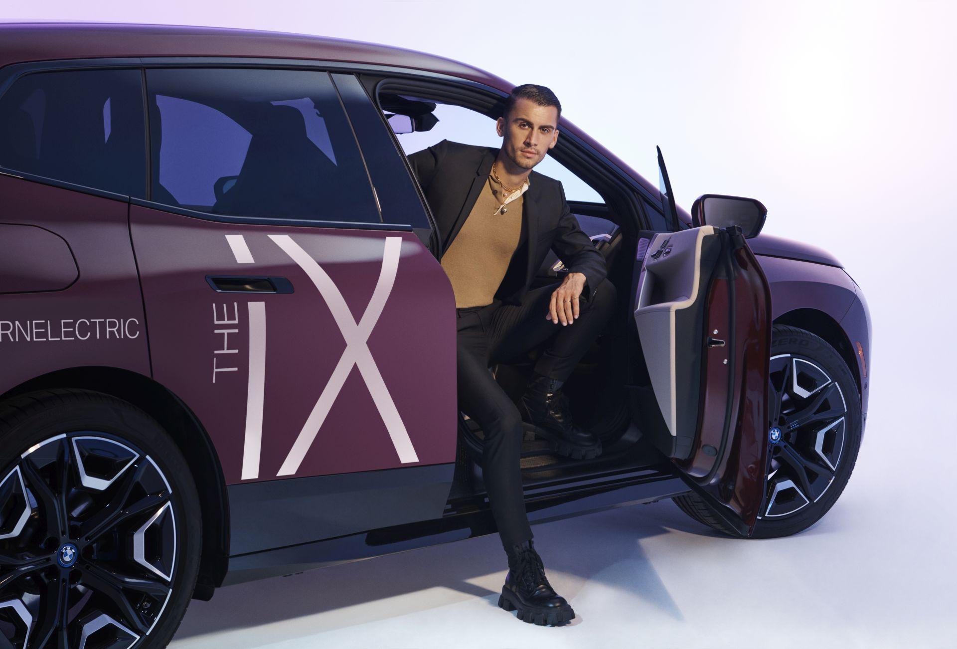 BMW iX New York Fashion Week 11