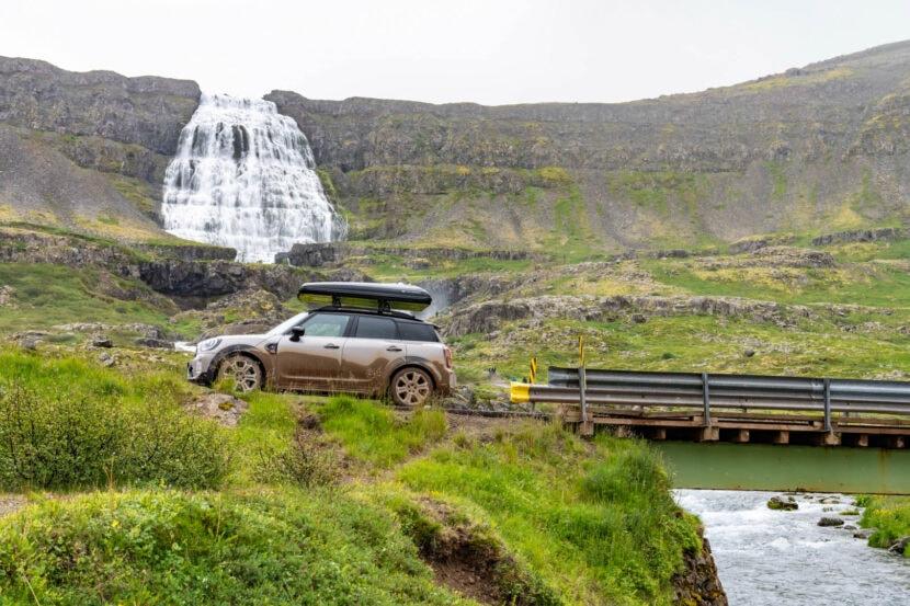 MINI Cooper S Countryman ALL4 Iceland 5 of 20 830x553