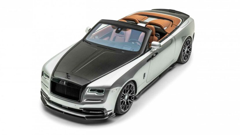 Mansory Rolls Royce Dawn Silver Bullet 7 830x467
