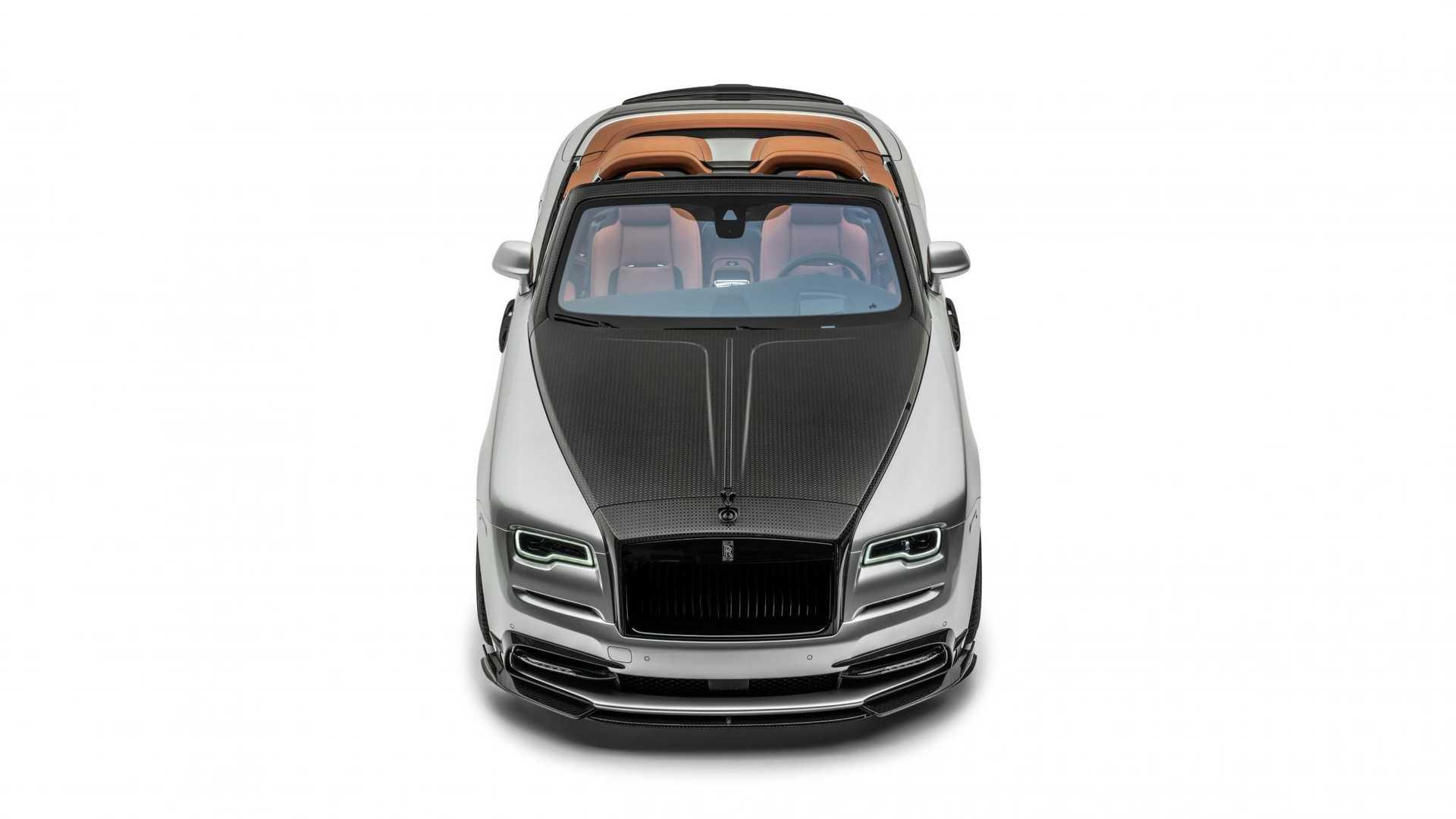 Mansory Rolls Royce Dawn Silver Bullet 9