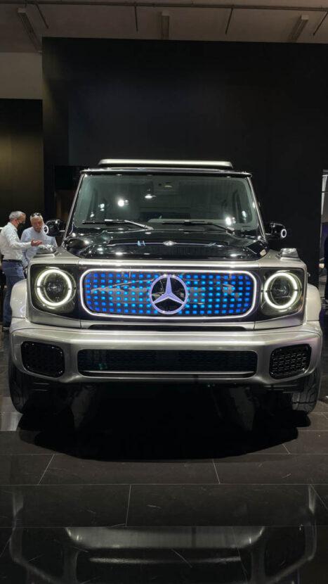 Mercedes Benz EQG 2 of 12 467x830