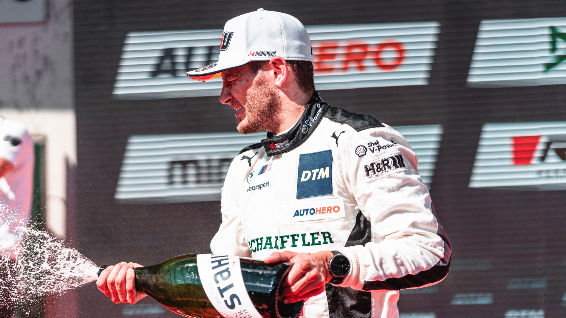 Marco Wittmann wins at Assen DTM race with Walkenhorst Motorsport