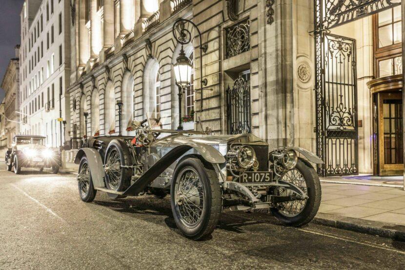 Rolls Royce Silver Ghost 1701 13 830x553