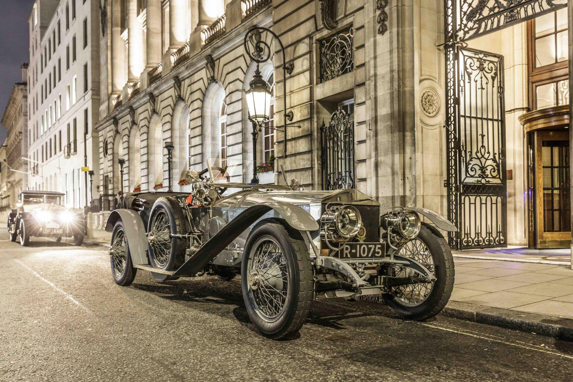 Rolls Royce Silver Ghost 1701 13
