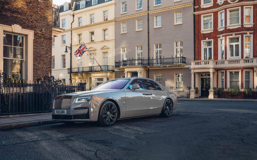 Rolls Royce pilgrimage 0