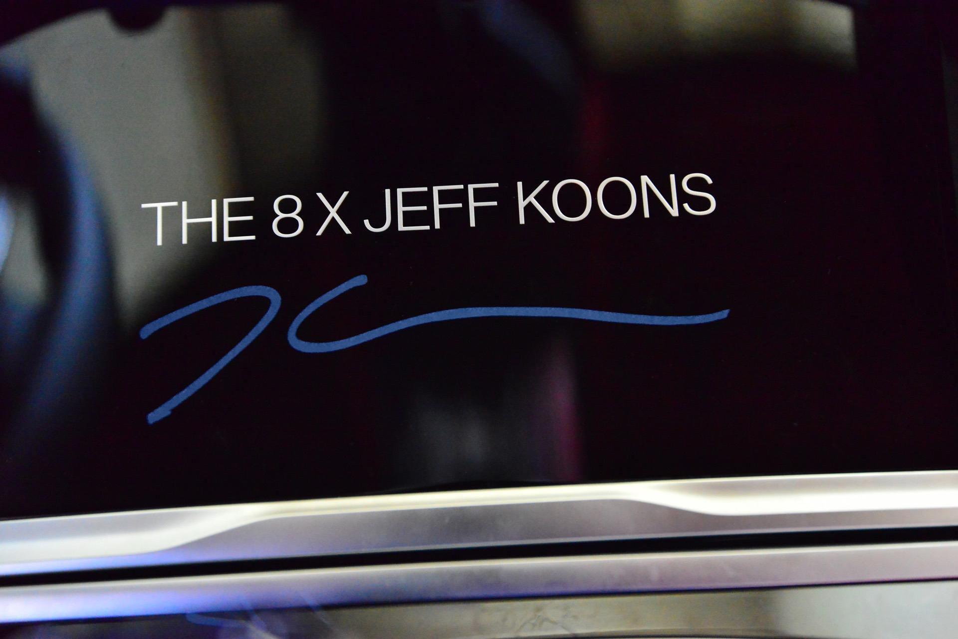 THE 8 JEFF KOONS 02