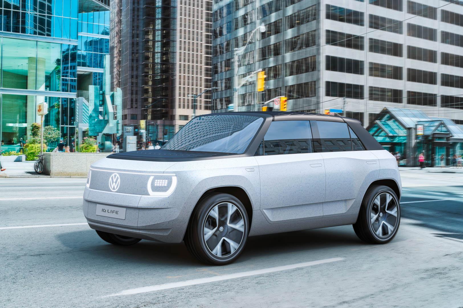 Volkswagen ID.LIFE 5 of 8