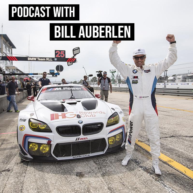 bill auberlen podcast