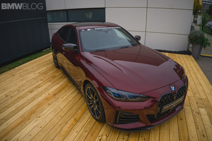 Video review of the M Performance Parts on 2022 BMW M440i Gran Coupe
