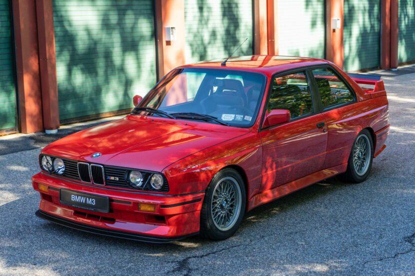 BMW E30 M3 Sport Evolution III 02 830x553