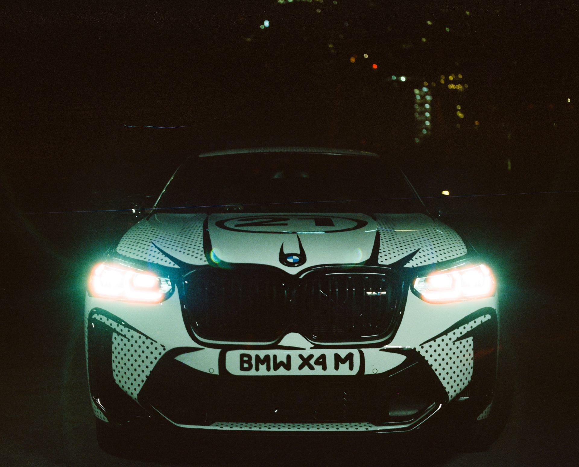 BMW X4 M x Joshua Vides 2