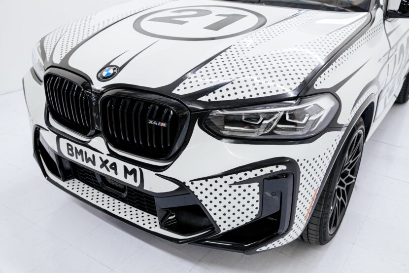 BMW X4 M x Joshua Vides 38 830x553
