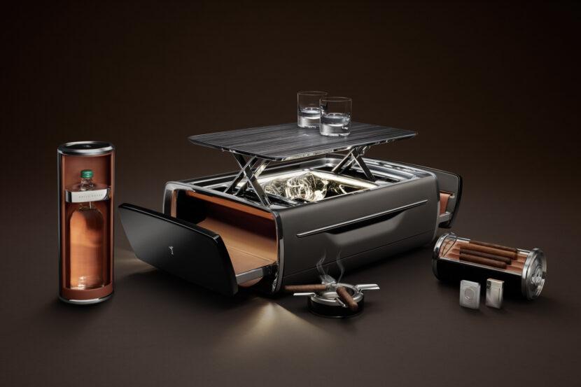 Rolls Royce Cellarette Cigar Box 2 of 9 830x553