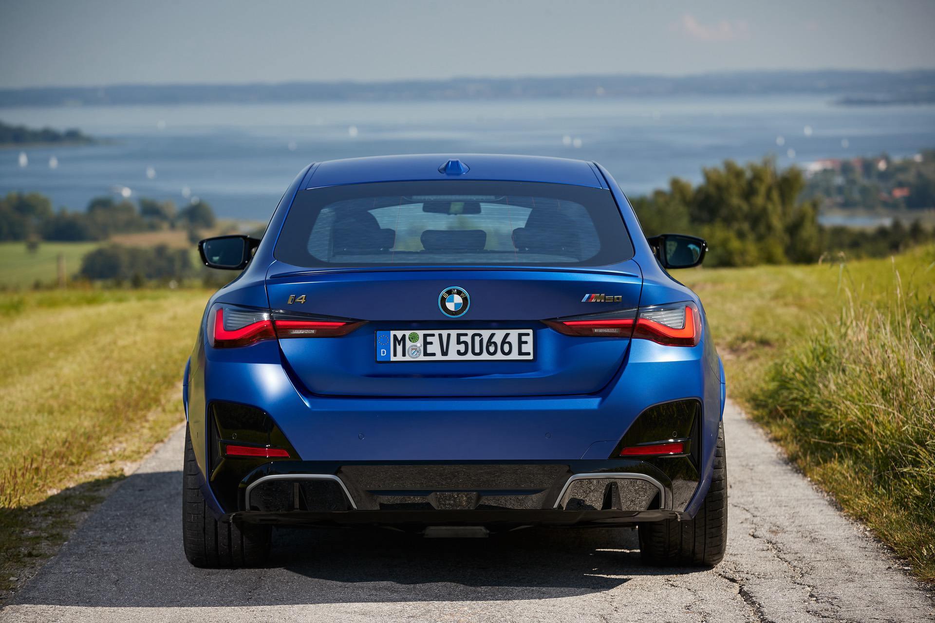 TEST DRIVE: 2022 BMW i4 M50 – Delivering Sheer Driving Pleasure
