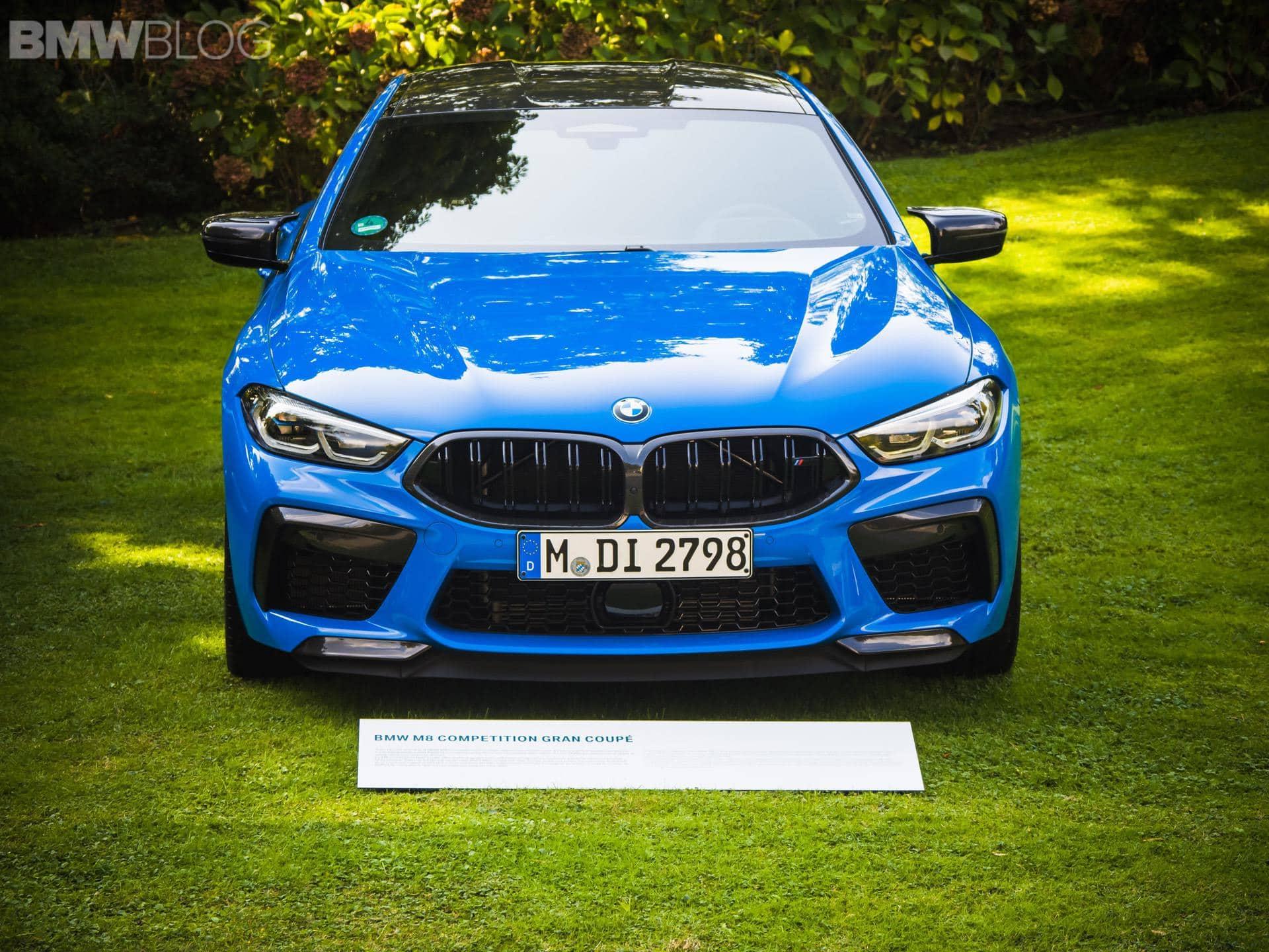 bmw m8 gran coupe voodoo blue 00