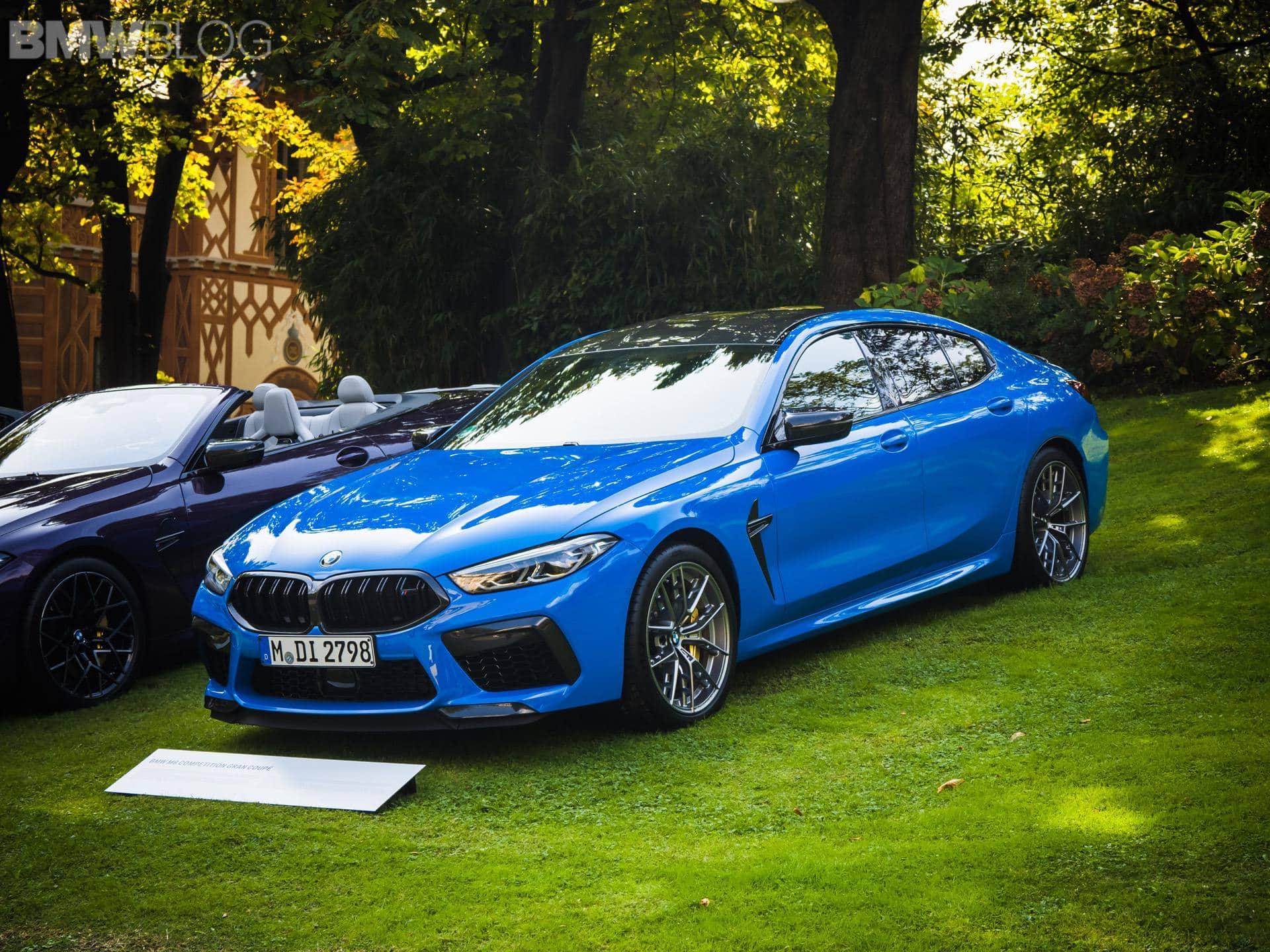 bmw m8 gran coupe voodoo blue 01