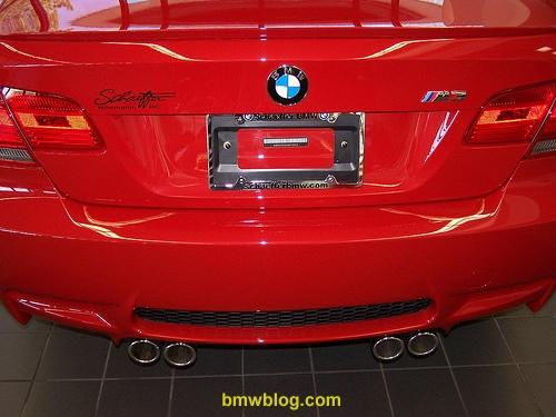 BMW E92 M3